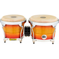 Бонги MEINL FWB200ARF Marathon© Exclusive Series Wood Bongo Aztec Red Fade