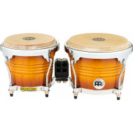 Бонги MEINL FWB200GAB Marathon© Exclusive Series Wood Bongo Gold Amber Sunburst