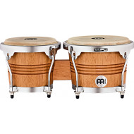 Бонги MEINL WB200SNT-M Wood Bongo Super Natural