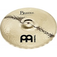 "14"" MEINL Byzance Brilliant Heavy Hammered Hihat"