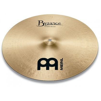 "18"" MEINL Byzance Traditional Medium Thin Crash"