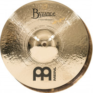 "13"" MEINL Byzance Brilliant Serpents Hihat"