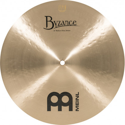 "14"" MEINL Byzance Traditional Medium Hihats"
