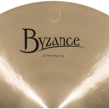 "14"" MEINL Byzance Traditional Thin Hihat"