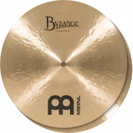 "15"" MEINL Byzance Traditional Medium Hihats"