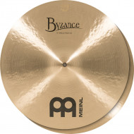 "16"" MEINL Byzance Traditional Medium Hihats"