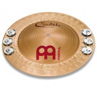 "14"" MEINL Candela Jingle Bell Effect Cymbal"