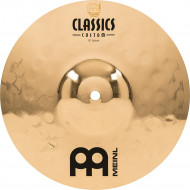 "10"" MEINL Classics Custom Brilliant Splash"