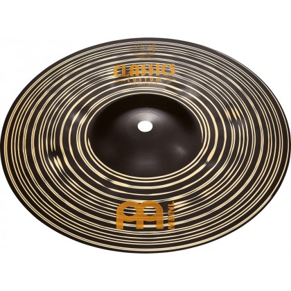 "8"" MEINL Classics Custom Dark Splash"