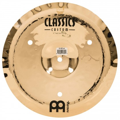 "12"" MEINL Classics Custom Trash Stack"