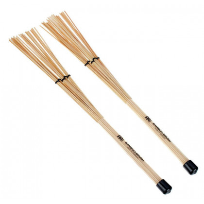MEINL Bamboo Brush Multi-Rod Bundle Sticks SB205
