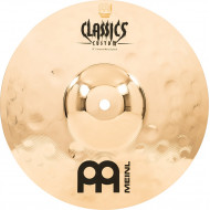 "10"" MEINL Classics Custom Extreme Metal Splash"