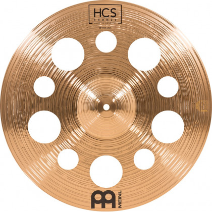 "18"" MEINL HCS Bronze Trash Crash"
