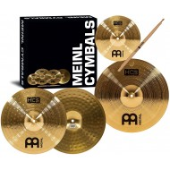"MEINL HCS 13/14 + Free 10"" Splash Cymbal Set + палочки Pro-Mark + уроки"