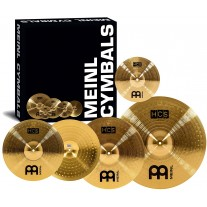 "MEINL HCS 14/16/20 + Free 10"" Splash Cymbal Set"