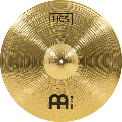MEINL HCS 14/16/18/20 Expanded Cymbal Set