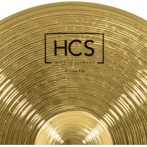"20"" MEINL HCS Crash Ride"