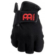 MEINL Medium Finger-less Drummer Gloves M
