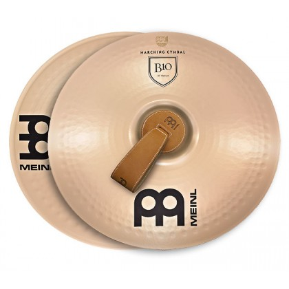 "16"" MEINL Marching B10 (Pairs)"