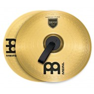 "18"" MEINL Student Range Marching Cymbals Brass (Pair)"