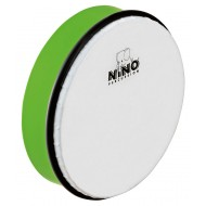 """Nino Percussion ABS Hand Drum Grass-Green 8"""""""