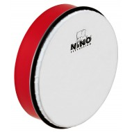 """Nino Percussion ABS Hand Drum Red 8"""""""