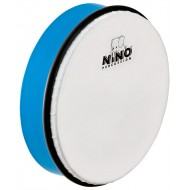 """Nino Percussion ABS Hand Drum Sky-Blue 8"""""""