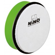 """Nino Percussion ABS Hand Drum Grass-Green 6"""""""