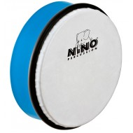 """Nino Percussion ABS Hand Drum Sky-Blue 6"""""""