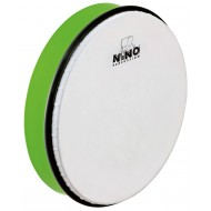 """Nino Percussion ABS Hand Drum Grass-Green 10"""""""
