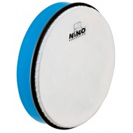 """Nino Percussion ABS Hand Drum Sky-Blue 10"""""""