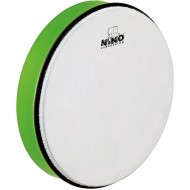 """Nino Percussion ABS Hand Drum Grass-Green 12"""""""