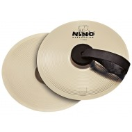 Nino Percussion Cymbal Pair FX9 7""
