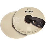 Nino Percussion Cymbal Pair FX9 8""