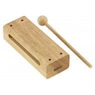 Блок Nino Percussion Wood Block Medium