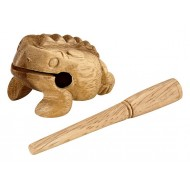 Гуиро Nino Percussion NINO517 Wood Frog Guiro X-Small