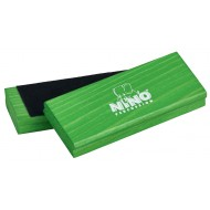 Блок Nino Percussion Sand Block Green