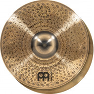 "14"" MEINL Pure Alloy Custom Medium Thin Hi-hat"