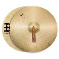 "19"" MEINL Symphonic Medium Heavy Cymbals (Pair)"