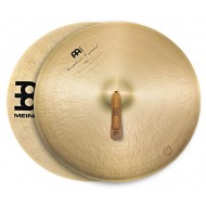 "20"" MEINL Symphonic Extra Heavy Cymbals (Pairs)"