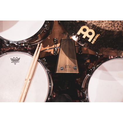 "Коубелл MEINL Artist Series Cowbell ""MIKE JOHNSTON"" Groove Bell"