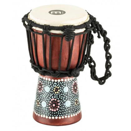 Джембе MEINL HDJ8-XXS Mini Djembe Flower Design 4 1/2""