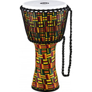 Джембе MEINL PADJ5-L-F Travel Series Rope Tuned Djembe With Synthetic Head Simbra 12""