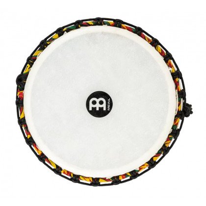 Джембе MEINL PADJ5-M-F Travel Series Rope Tuned Djembe With Synthetic Head Simbra 10""