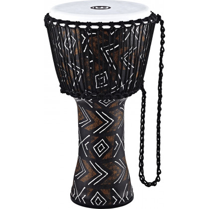 Джембе MEINL PADJ6-L-F Travel Series Rope Tuned Djembe With Synthetic Head Kanga Sarong 12""