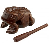 Гуиро MEINL FROG-L Guiro Wooden Frog Large