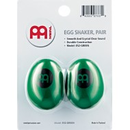 Шейкер MEINL ES2-GREEN Plastic Egg Shakers Green