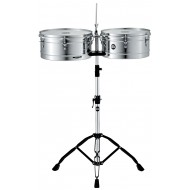 "Тимбалес MEINL Headliner® Series Timbales 13"" & 14"" Chrome"