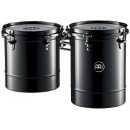 "Тимбалес MEINL Artist Series Attack Timbales ""DAVE MACKINTOSH"" 8"" x 9"", 8"" x 11"" Black Nickel"