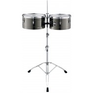 "Тимбалес MEINL Marathon® Series Timbales 14"" & 15"" Black Nickel"